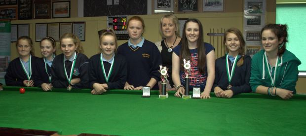 Primary School Girls Group Championships 2014