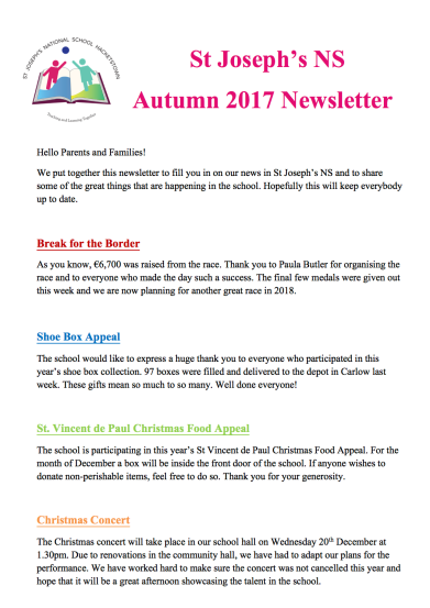 st-josephs-ns-newsletter-autumn2017