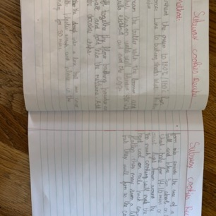 Grace's Procedural Writing