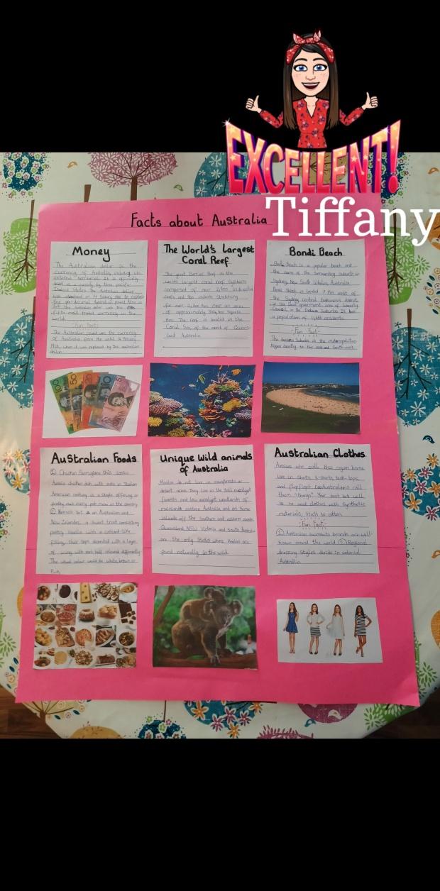 Tiffany's project 2