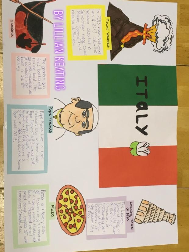 Lillian's Project 1